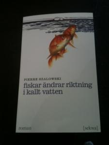 Fiskarna på svenska - måste vara deras snyggaste omslag